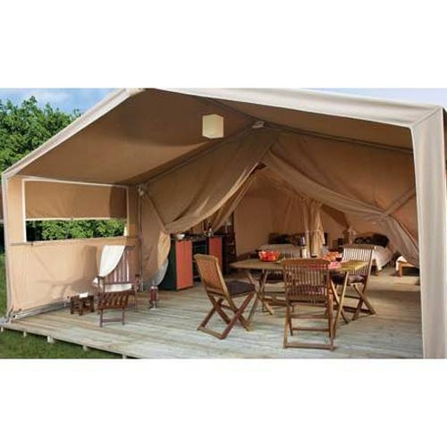 Luxury Tents Large Tent